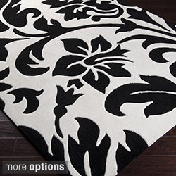 Hand-tufted Peel Rug