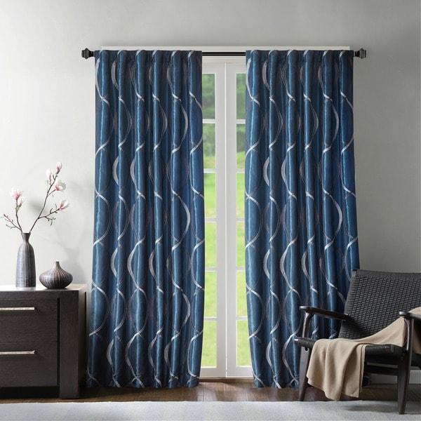 Madison Park Marcel Window Curtain Panel