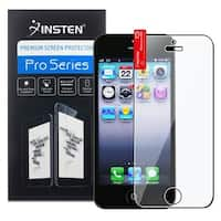 INSTEN Clear Screen Protector for Apple iPhone 5/ 5S/ 5C/ SE (Pack of 2)