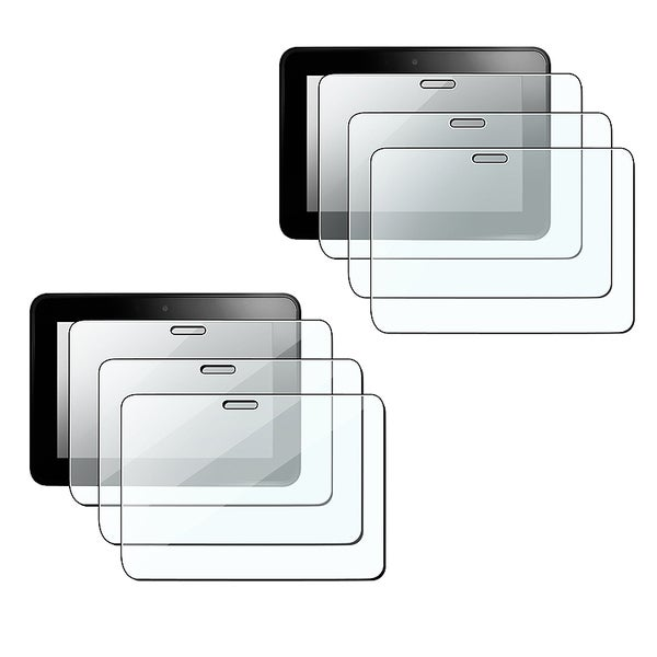 INSTEN Screen Protector for Amazon Kindle Fire HD 7-inch (Pack of 3)
