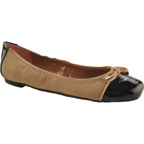 Women's BCBGeneration Embers Mojave/Black New Soft Metallic/Patent