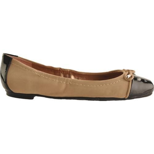 Women's BCBGeneration Embers Mojave/Black New Soft Metallic/Patent - Thumbnail 1