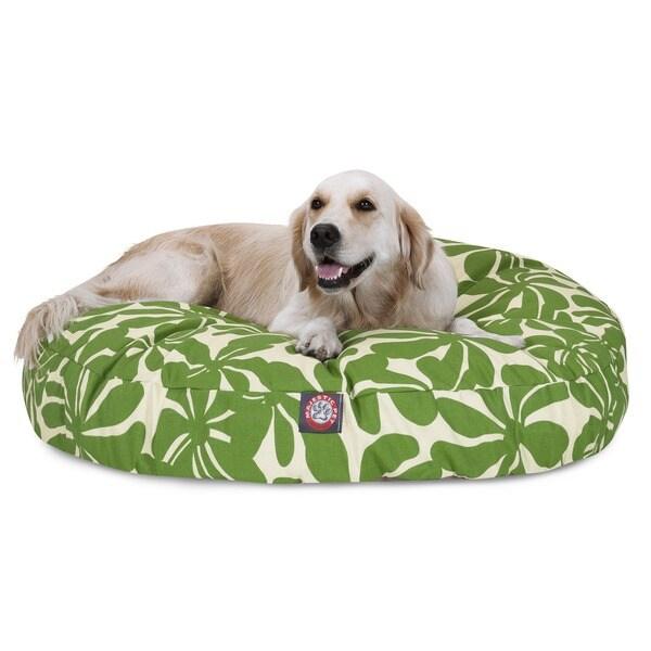 Majestic Pet Sage Plantation Round Dog Bed