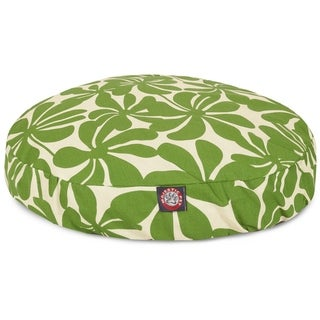 Majestic Pet Sage Plantation Round Dog Bed