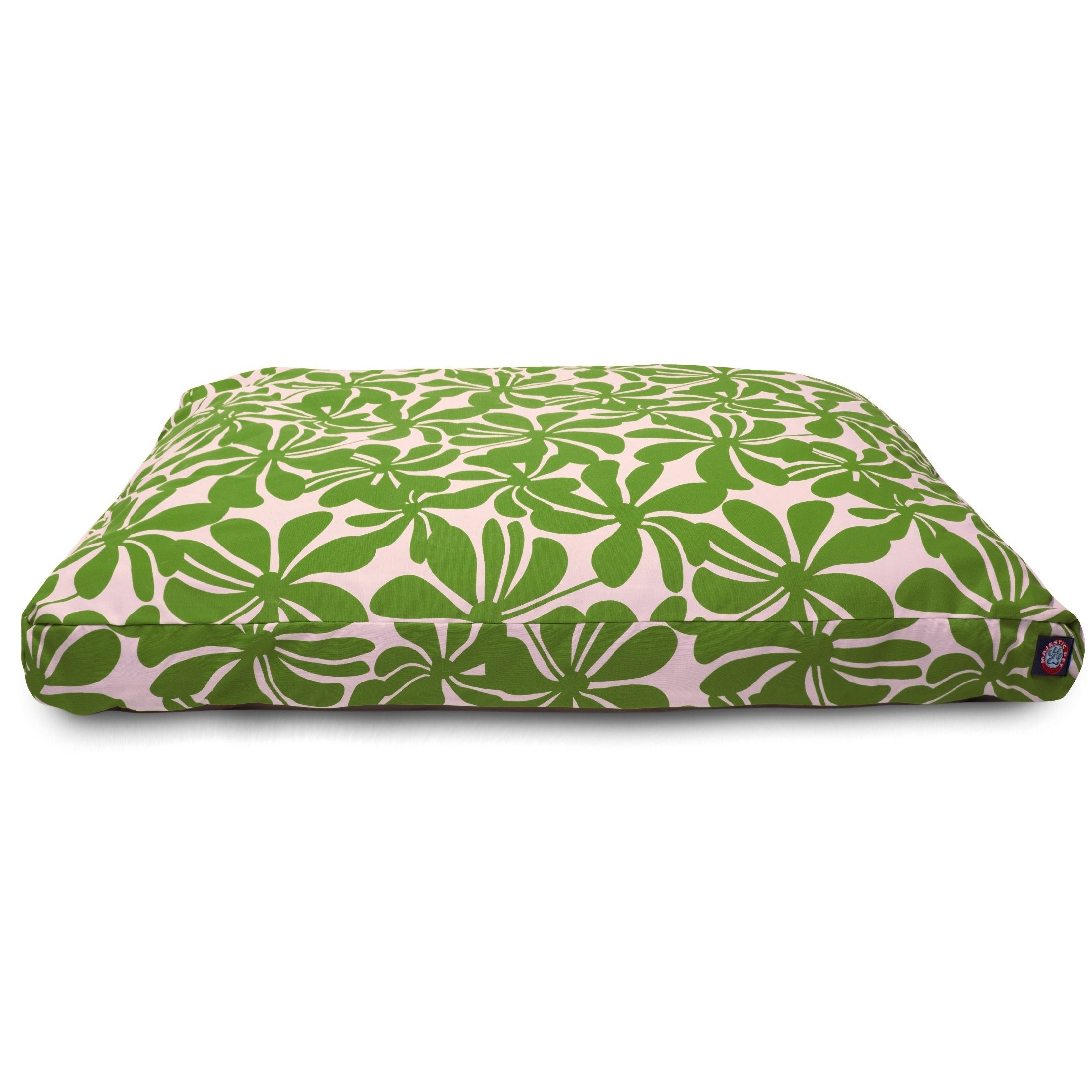 Majestic Pet Sage Plantation Rectangle Pet Bed (Extra Lar...