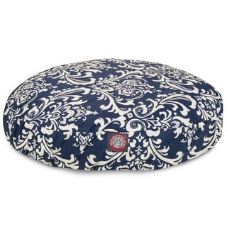Majestic Pet Navy Blue French Quarter Pet Bed