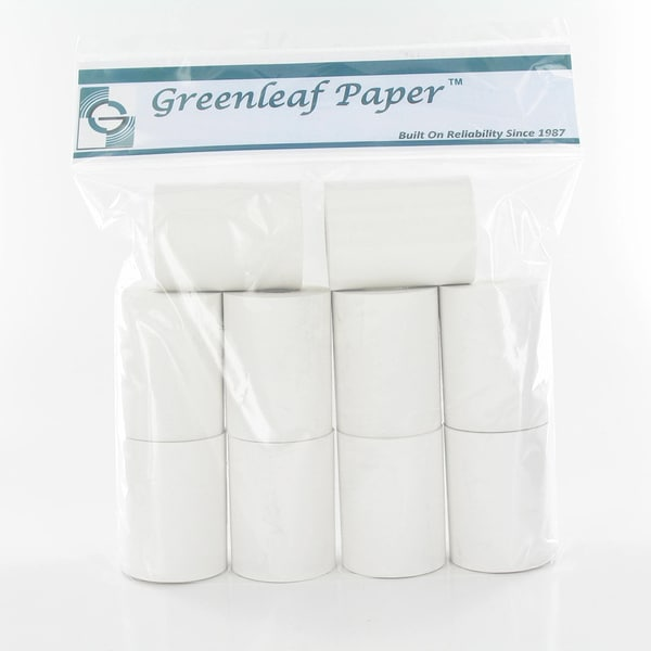 Thermal Roll Receipt Paper (Pack of 10)