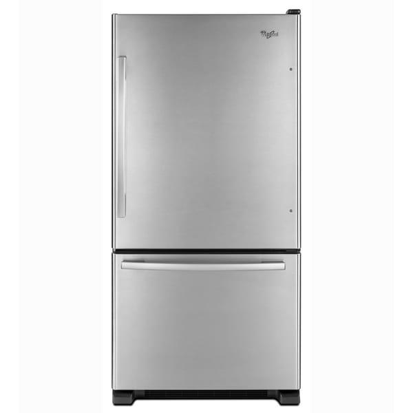 Whirlpool 'GB9FHDXWS' Gold 30-inch Bottom Freezer Refrigerator
