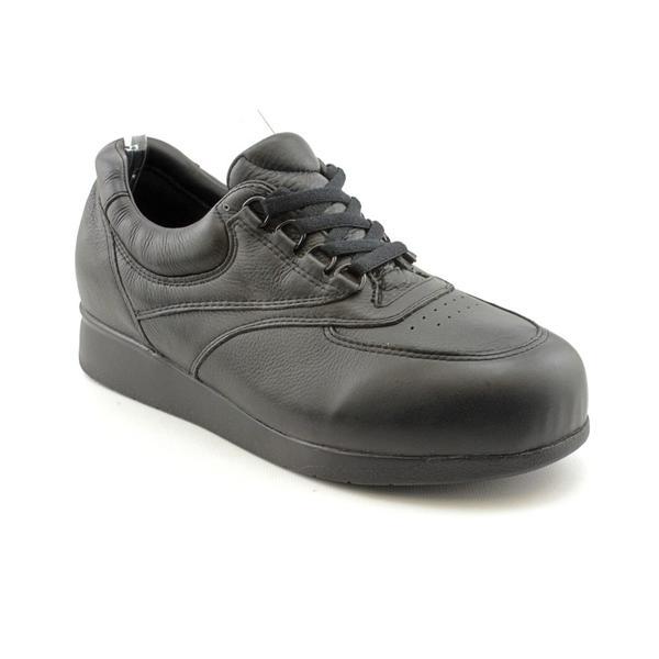 Drew Men's 'Blazer Plus II Strap' Leather Occupational - Extra Wide (Size 9.5)