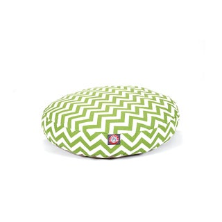 Majestic Pet Sage Zig Zag Round Pet Bed