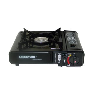 Deluxe Portable Gas Butane Stove with Free Case