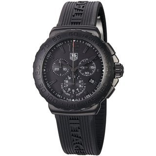 Link to Tag Heuer Men's Stainless Steel 'Formula 1' Chronograph Watch Similar Items in Men's Watches