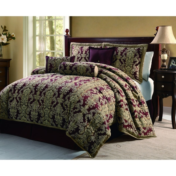 VCNY Sussex 7-piece Comforter Set