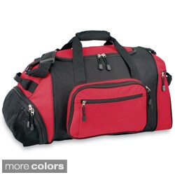 G. Pacific by Traveler's Choice 20-inch Carry on Sport / Cooler Duffel Bag (Option: Red)
