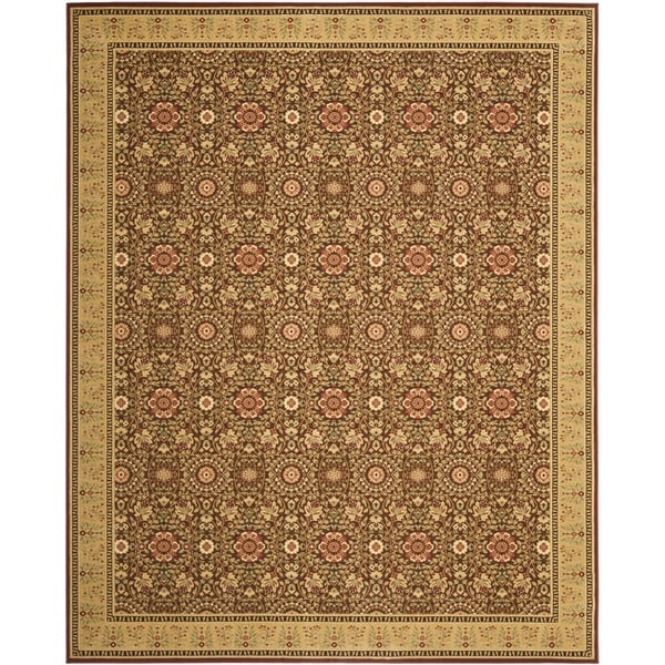 Shop Safavieh Treasure Red Caramel Rug On Sale Free