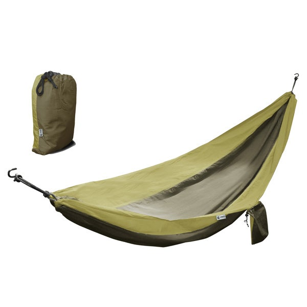 Portable Parachute Silk Hammock