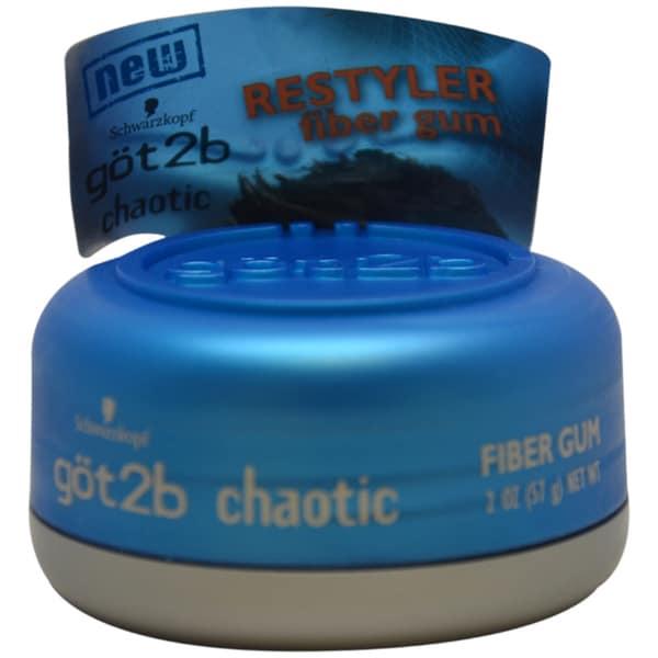 Got2b Chaotic 2-ounce Fiber Gum