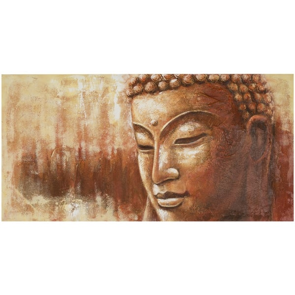 Safavieh Works of Art Zen Buddha Canvas Art
