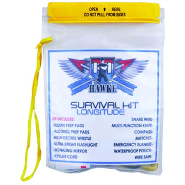 Hawke 'Longitude' Survival Kit
