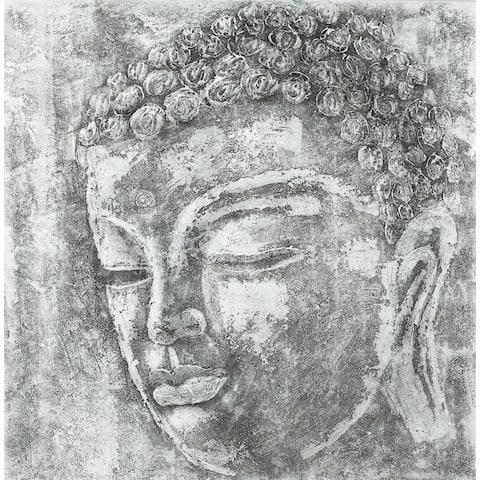Safavieh Works of Art Serenity Buddha Canvas Art