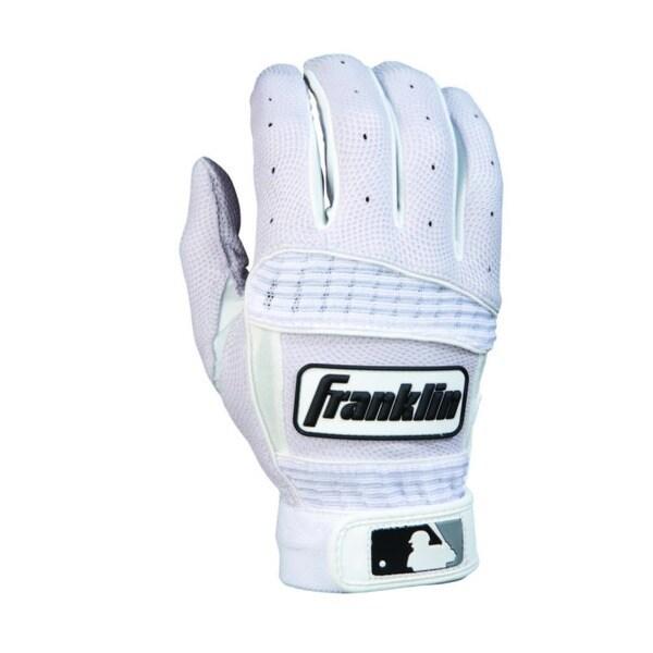 MLB Adult Pearl/ White Neo Classic II Batting Glove