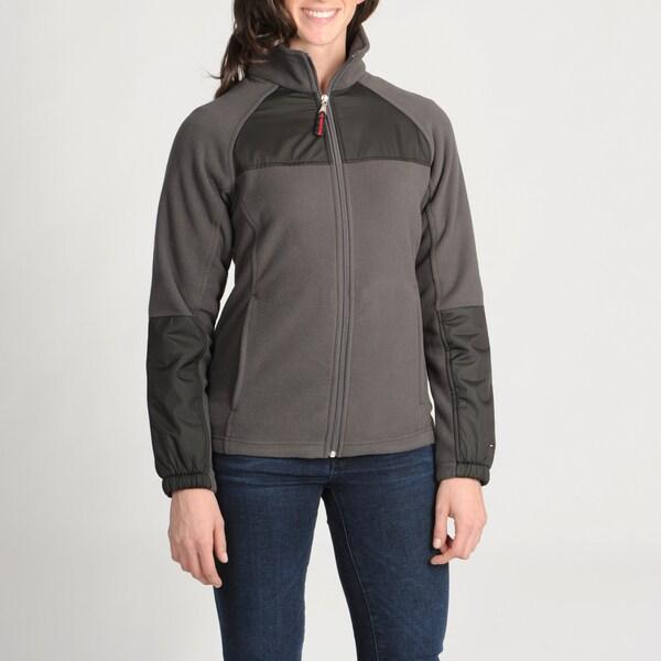 Tommy Hilfiger Women's Full-zip Fleece Jacket