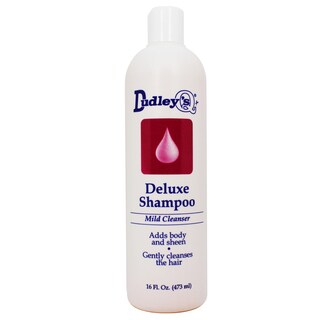 Dudley's Deluxe Mild Cleanser 16-ounce Shampoo