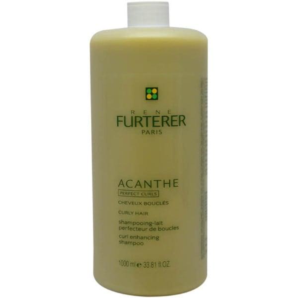 Rene Furterer Acanthe Curl Enhancing 33.8-ounce Shampoo