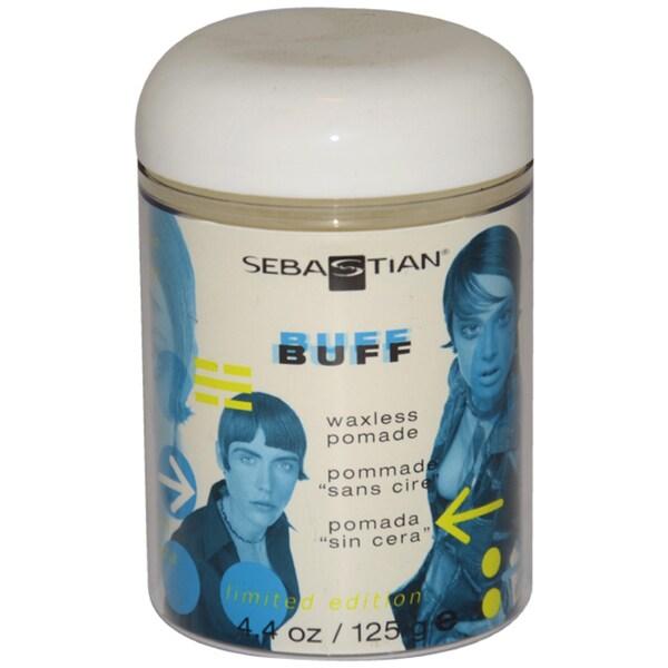 Sebastian Buff Waxless Pomade 4.4-ounce Buff