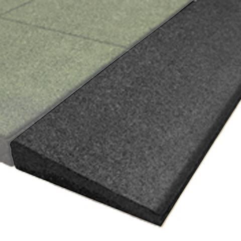 Bevel Edge Black 2.5-inch Border (Single)