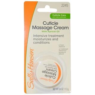 Sally Hansen Cuticle Massage Cream