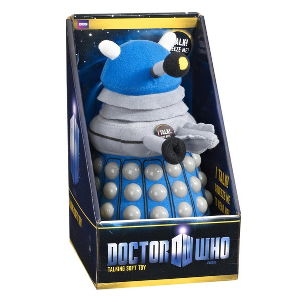 Doctor Who 9-inch Blue Dalek