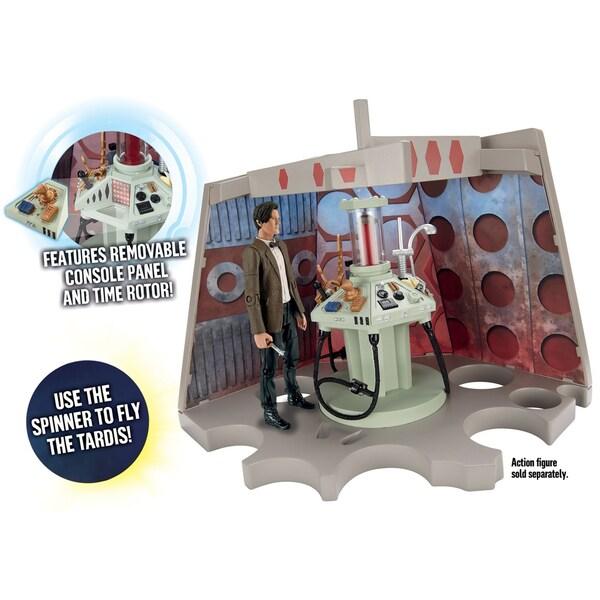 Doctor Who Junk Yard TARDIS Playset
