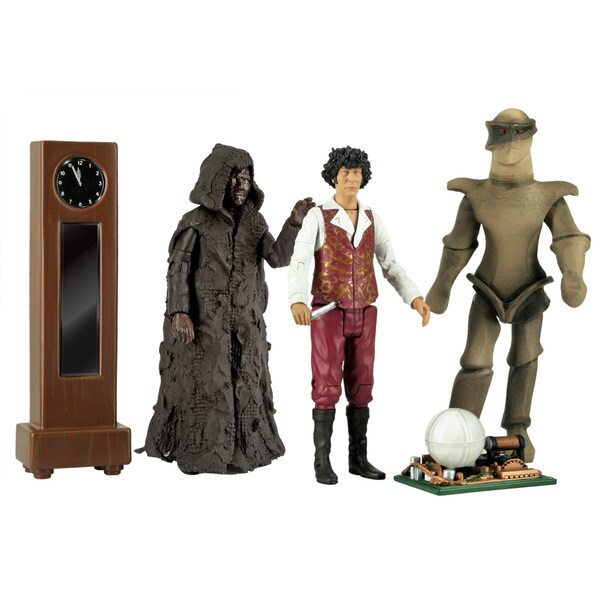 Doctor Who Keeper of Traken Set