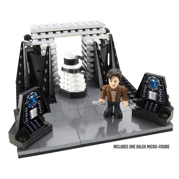 Doctor Who Dalek Progenitor Room