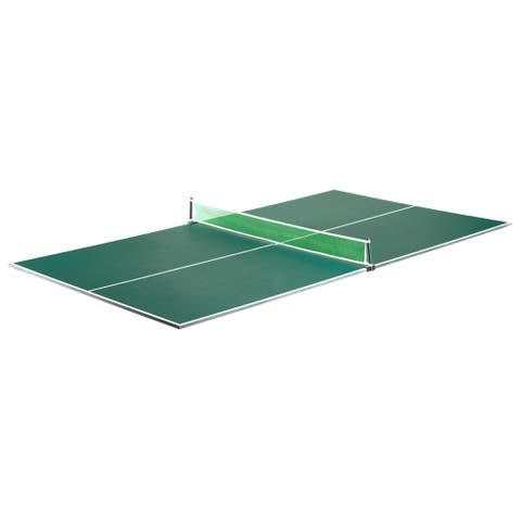 Hathaway Quick Set Table Tennis Conversion Top - Green