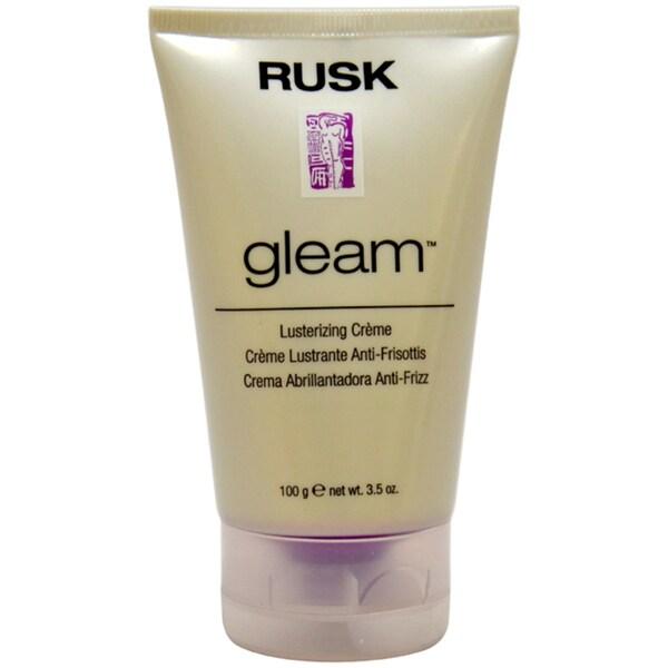 Rusk Gleam Lusterizing 3.5-ounce Creme
