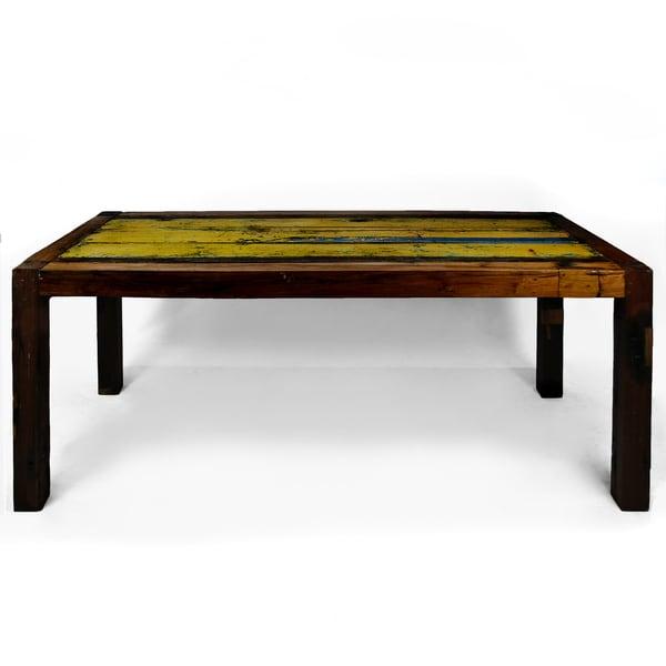 Ecologica Reclaimed Teak Dining Table