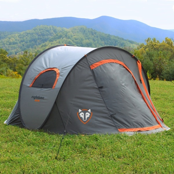 Rightline Gear Pop Up Tent & Rightline Gear Pop Up Tent - Free Shipping Today - Overstock.com ...