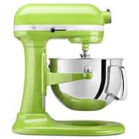 KitchenAid KP26M1XGA Green Apple 6-quart Pro 600 Bowl-Lift Stand Mixer