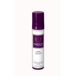Yardley Of London April Violets Women's 2.6-ounce Refreshing Body Spray
