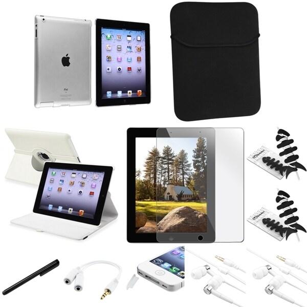 Case/ Headset/ Splitter/ Sleeve/ Protector for Apple iPad 2