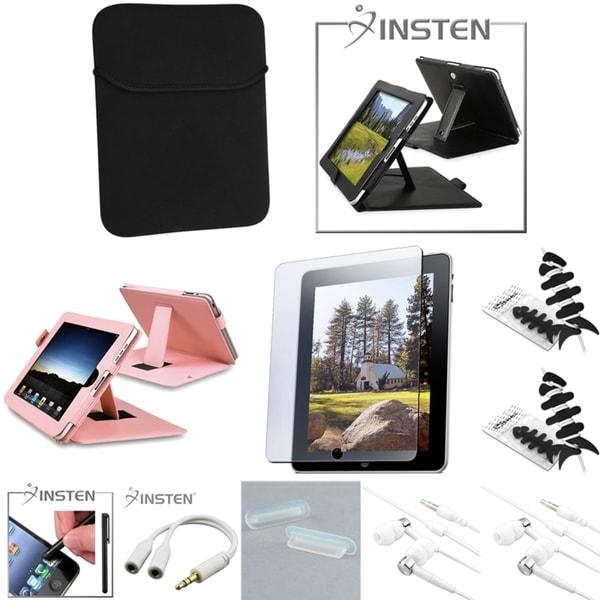 BasAcc Case/ Headset/ Splitter/ Sleeve/ Protector for Apple iPad 1