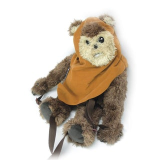 Backpack Buddies Star Wars Wicket Ewok