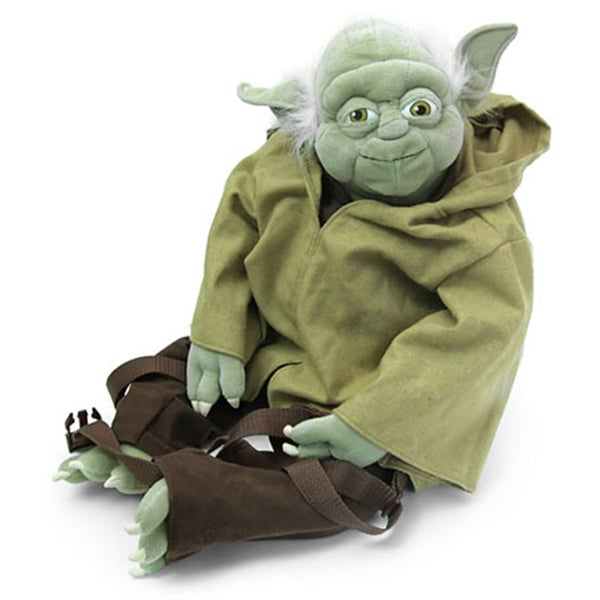 Backpack Buddies Star Wars Yoda