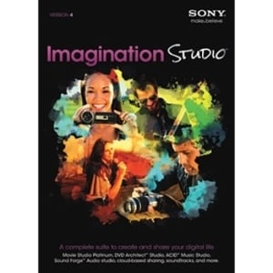 Sony Imagination Studio v.4.0 - 1 User - Standard