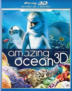 Amazing Ocean 3D (Blu-ray Disc)