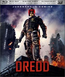Dredd 3D (Blu-ray Disc)