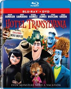 Hotel Transylvania (Blu-ray/DVD)