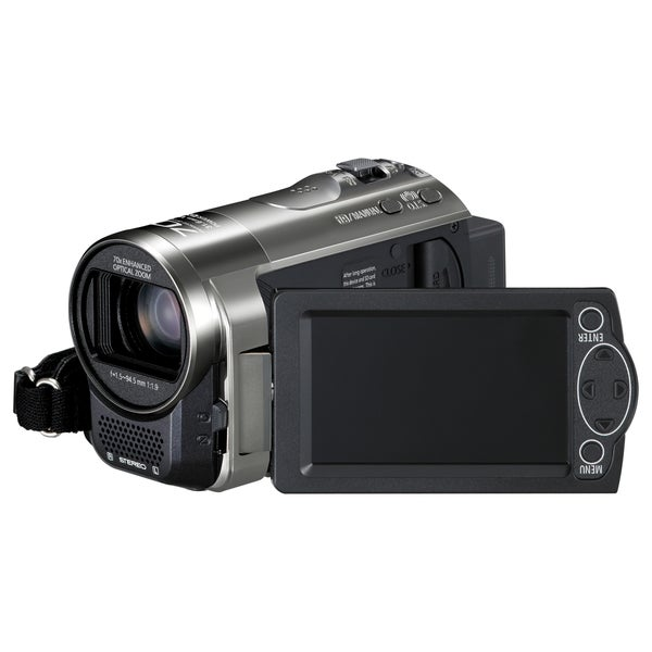 "Panasonic HC-V10 Digital Camcorder - 2.7"" LCD - MOS - HD - Black"
